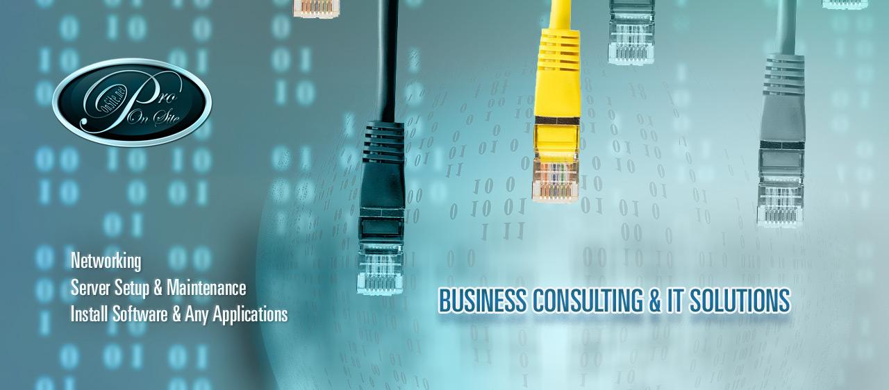 Network Services In Richmond BC